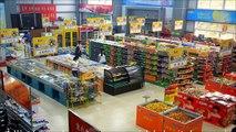 À l_intérieur du centre commercial, le bruit du magasin général, le bruit de la foule et le bruit pour dormir - 30 min