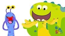 Apples & Bananas _ Kids Songs _ Super Simple