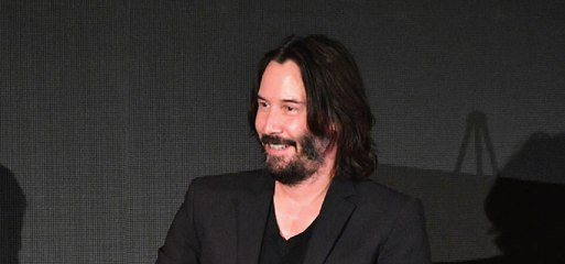 Keanu Reeves I've been too long alone  2018