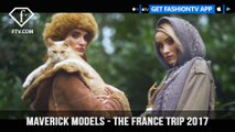 Maverick Models Fun Adventure To France in The France Trip 2017 | FashionTV | FTV