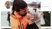Laura Escanes y Risto Mejide, escapada familiar a la nieve