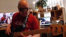 JazzFunk Jamming with David Ovejero HD720 m2 Bassline2 Bob Roha