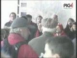 Manifestation contre le Grenelle de l'Insertion