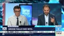 24h dans la Tech: Une faille de sécurité dans des processeurs Intel - 03/01