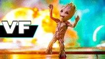 LES GARDIENS DE LA GALAXIE 2 : la Danse de BÉBÉ GROOT !