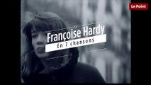 Françoise Hardy en 7 chansons