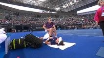 Brisbane - Konta abandonne, Svitolina en demi-finale