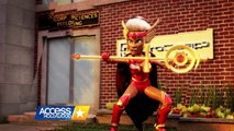 Supermansion: Yvette Nicole Brown Channels Her Inner Superhero | Access Hollywood