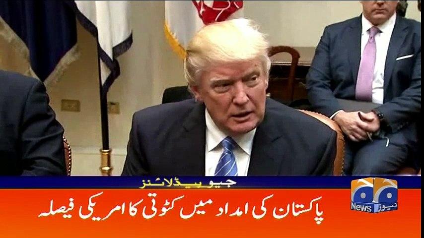 Geo Headlines - 10 PM 04 January 2018