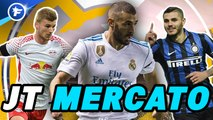 Journal du Mercato : Le Real Madrid s'active pour son attaque, Montella façonne le nouveau FC Séville