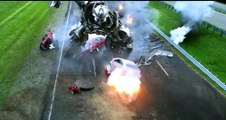Transformers: Age of Extinction - CLIP: Galvatron vs. Autobots (2014)   IMAX