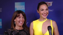 """Gal Gadot """"Psyched"""" About 'Wonder Woman' Sequel"""