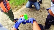 Action auf dem Spielplatz: Was ist mit den Kindern passiert? | Die Ruhrpottwache | SAT.1 TV
