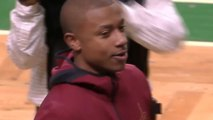 Isaiah Thomas Receives Standing Ovation from Celtics Fans, Squashes Beef with Danny Ainge