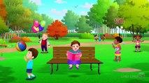 Ringa Ringa Roses _ Cartoon Animation Nurser