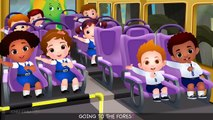 Going To the Forest (SINGLE) _ Wild Animals for Kids _ Original Nursery Rhymes & Songs
