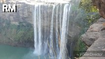 World's Most Beautiful Waterfall || Kyoti Fall - Rewa MP India || Waterfalls