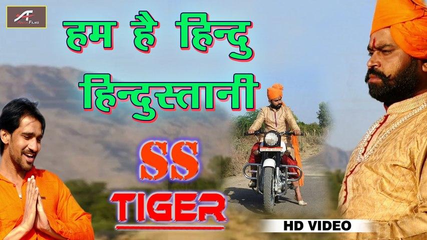 2018 Brand New Dj Mix Song || SS TIGER - Latest Dj Song || हम है हिन्दू हिंदुस्तानी - HD Video | Arjun Teji - Hindi Songs || Krantikari Dj Mix Geet || Desh Bhakti Song | Godialy.com
