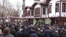 Mehmet Akif İnan Vakfı hizmet binasının açılışı - Ahmet Arslan - ANKARA