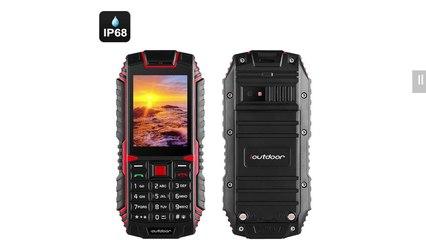 ioutdoor T1 : un smartphone étanche, résistant et endurant pour les activités extérieures