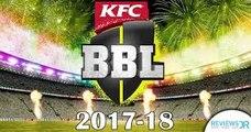 Big Bash League 2017 Match-17 Highlights Hobart Hurricanes vs Adelaide Strikers
