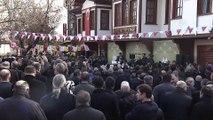 Mehmet Akif İnan Vakfı hizmet binasının açılışı - Memur Sen Başkanı Ali Yalçın - ANKARA