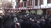 Mehmet Akif İnan Vakfı Hizmet Binasının Açılışı - Memur Sen Başkanı Ali Yalçın