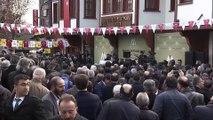 Mehmet Akif İnan Vakfı hizmet binasının açılışı - Temel Karamollaoğlu - ANKARA