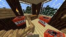 ZENGİN VS FAKİR #73 - ZENGİN ve FAKİR GİZLİ EVDE Minecraft