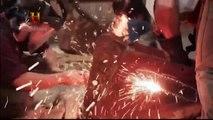 18 - Desafio sob fogo –  Espadas Xiphos