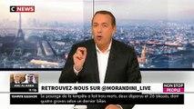 Fou rire hier en direct dans Morandini Live sur CNews et Non Stop People après un trou de mémoire de Jean-Marc Morandini