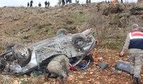 Nişan törenine giden aile kaza yaptı: 2 ölü, 5 yaralı