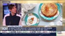 Le Rendez-vous du Luxe: La traditionnelle galette des rois ouvre les collaborations entre les pâtissiers et les joailliers - 05/01