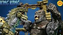 New King Kong Supreme Kong The 8th Wonder of the World King Kong Vs Godzilla Skull Island Unboxing