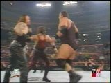 WWE - Kane & Undertaker Chokeslam Big Show