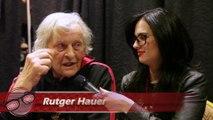 Blade Runner - Rutger Hauer Interview