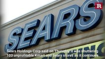 Sears Holdings to close more than 100 Sears and Kmart stores | Rare News
