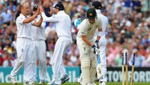 Ashes - Australia vs England 5th Test Day 2 Analysis at Lunch and 2005 Ashes 5th Test Highlights