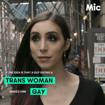 Transgender women explain the realities of interacting with cisgender men