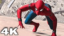 SPIDERMAN HOMECOMING Bande Annonce VF + VOST 4K