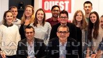 """""""Planète jeunes"""" : l'interview """"Pile ou Face"""" - Sud-Ouest"""