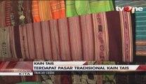 Tais, Kain Tenun Tradisional Khas Timor Leste