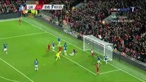 Virgil van Dijk Goal ~ Liverpool vs Everton 2-1 FA Cup 2018