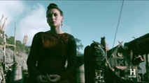 Vikings 5x07 Astrid Reveals Her Pregnancy To King Harald [Official Scene] [HD]