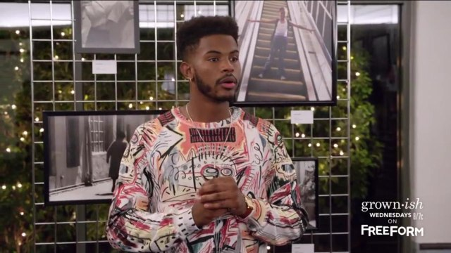 grown-ish Season 1 Episode 3 [Online Full]