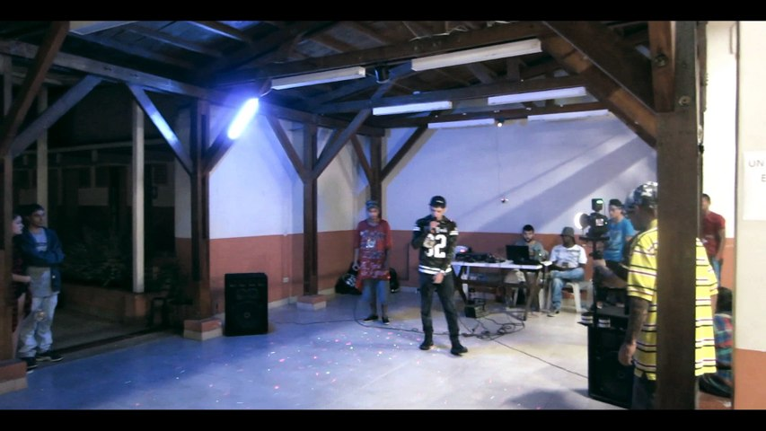 Philip & Kornas MC Parte 1. (performing live) // Hip Hop de Buga // - M.D.A REKORDS