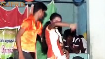 new telugu stage recording dance video, Gilrs group super dance performance@