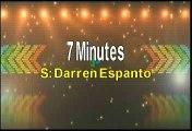 Darren Espanto 7 Minutes Karaoke Version