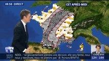 Météo: ce sera gris et pluvieux pour une grande partie du territoire ce samedi ☁☔