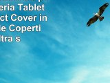 kwmobile Custodia per Sony Xperia Tablet Z3 Compact  Cover in simil pelle Copertina ultra